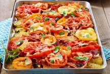 Gemüse Gerichte