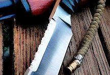Özel yapım bıçaklar