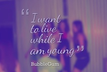 Bubblegum / Bubbly and cute ♥