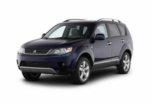 Mitsubishi Outlander and Jeep Grand Cherokee Cars
