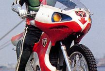 mask rider black