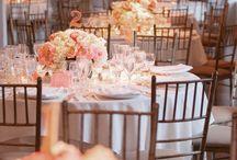 Rózsaszín és arany esküvők - Pink and Gold Weddings