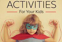 Superheroes Theme Preschool