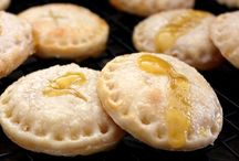 Sweet and savory  pies