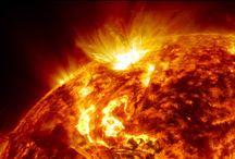 Earth schattering