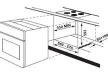 Eletrodomesticos / Medidas Modelos