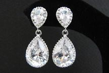 Wedding jewelry / Wedding Jewelry, Bridal Jewelry and Bridesmaid Jewelry / by Earrings Nation