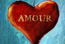 Hearts ♡ / Hearts always make me smile. Love-hearts. / by Tahnia Roberts
