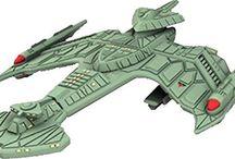 Star Trek: Attack Wing miniatures game