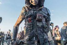 burning man costume