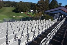 The BOX Seat at the Australian Open / The BOX Seat 901 installation at the Australian Open