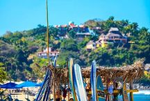Things to do in Sayulita / There's lots to do in this bustling beach town.  Fine food, shopping, a happening night life and, of course, one of the best surf beaches around. | Punta Mita Rentals