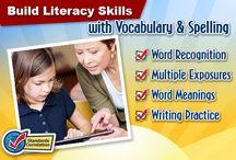 Literacy Skills / #Literacy #K12