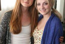 Ginny und Luna