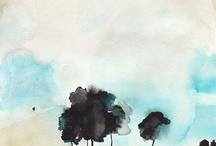 Watercolours / Acuarelas