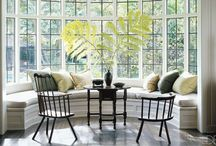 Great ideas: Stylish designer sunrooms  / Neither indoors nor out, sunrooms and screened porches offer the best of both worlds. Here are some of favorites- photos released by Elle Decor. www.newhousebuilder.com