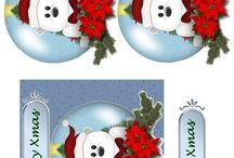 Thème Hivers, Noël
