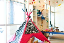 Lovely Play Spaces