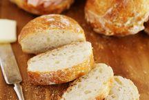 recetas de pan y bollos
