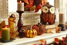 Fall Decorations  / by Chocolate Shop