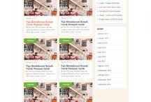 redesign web Bunga nusantara.com