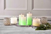 Partylite en Fêtes ... / Des décorations sublimes pour votre intérieur, vous ne trouverez pas cela partout ! Des accessoires de grande qualité et des bougies parfumées incomparables !