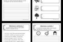 My TPT Literacy Resources / Visit our store: https://www.teacherspayteachers.com/Store/The-Digital-Stationer to view our engaging educational teaching resources including free worksheets, printables, posters, class decor, flip books and task cards. We design for primary / elementary levels for subjects including Maths, Literacy, Language, Science, Topic,  & much more. Please repin, like and follow :)  Thanks!
