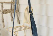 модели сумок из джинсов