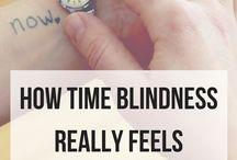 Time Blindness
