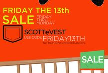 SCOTTeVEST Sales and Promotions