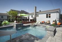 Piscine / Pour une réalisation unique de votre piscine, BRISSON PAYSAGISTE vous accompagne de A a Z dans le projet.
