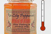 Rose City Pepperheads Jellies