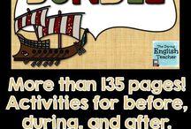 Odyssey Lessons & Teaching Ideas