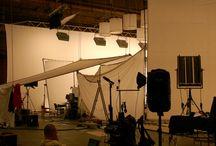 Barrandov's Soundstages