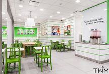 Just Salad store @ Macy's Herald Square by TW2M