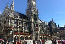 Wochenende in München / Langes Wochenende mit dem WoMo in der bayerischen Landeshauptstadt München