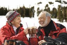 Wypoczynek dla seniorów w górach