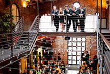 Industrial Weddings
