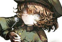 ║Youjo Senki / Saga of Tanya the Evil / 幼女戦記║