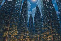 Rob Gonsalves / Art of Rob Gonsalves