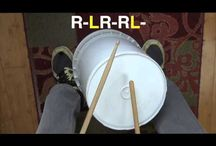 Music Ed - Bucket Drumming / by Debbie O'Shea