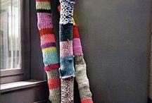 Yarn Bombing ♥  / by Nicole Bautz