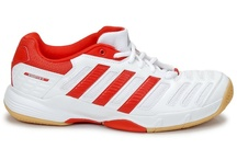 Adidas Squash Shoes / All the Adidas squash shoes profiled on Squash Source / by Squash Source