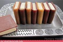 książki czekoladowe