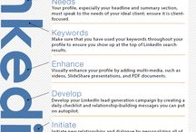 LinkedIn for Business / Articles and Infographics for LinkedIn Addicts