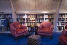 Attic Library Cozy