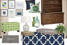 GORGEOUS HOME / Decorating ideas for my home re-fresh!