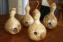 Arte em cabaça * Gourd's art