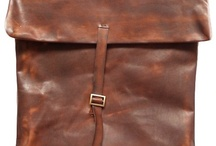 Leather Goods / by K R