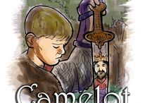 "CAMELOT (2016) / Experience the most legendary musical of our time—Lerner & Loewe's CAMELOT. This famous fable of love, chivalry, and betrayal paints the scintillating portrait of King Arthur, his captivating wife Guenevere, and their mythical kingdom as it existed for ""one brief shining moment."" RUNNING: March 10-13 & 18-20, 2016."